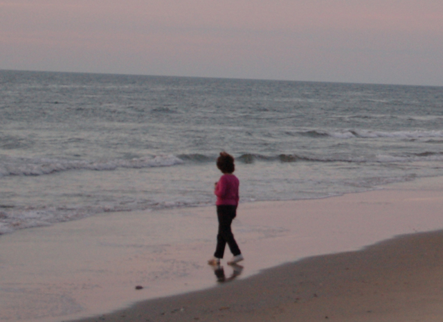 Virginia beach, sunrise, 2012